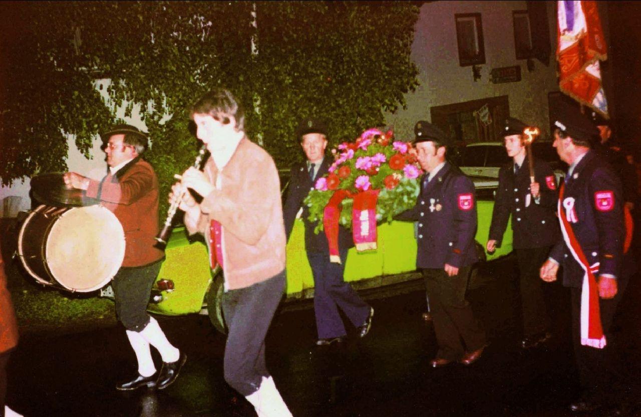 1978 Fahnenweihe 1