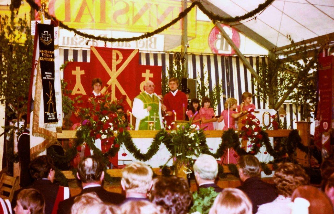 1978 Fahnenweihe 4