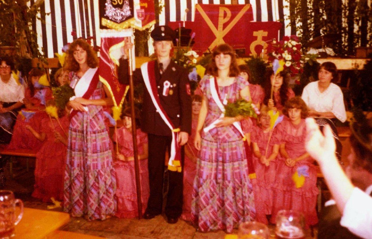 1978 Fahnenweihe 6